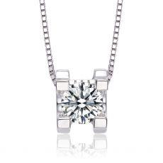 钻石项链【空托】