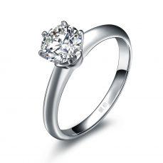1克拉钻石戒托